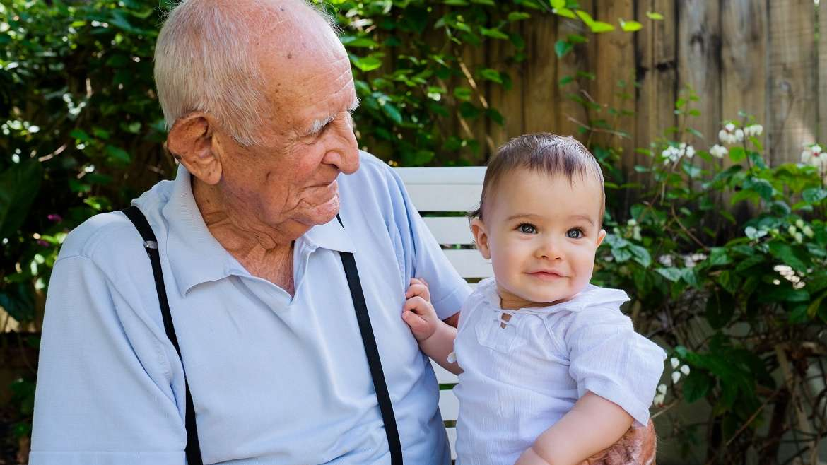 Thankful for Grandparents: Being Thankful for Seniors in Your Life